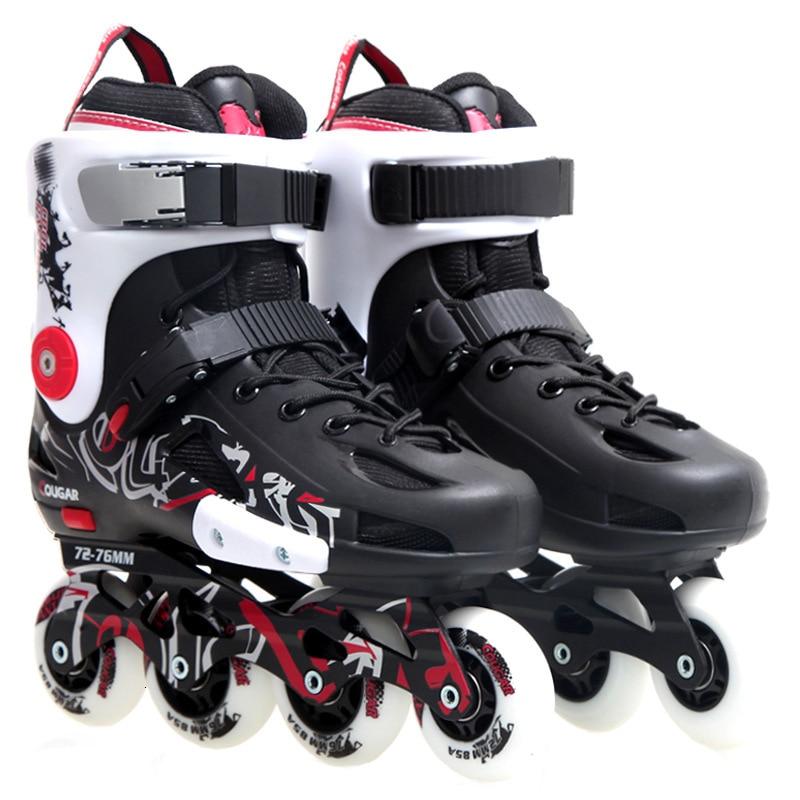 [해외]2020 새로운 고품질 롤러 스케이트 크기 EU36-45 어린이 소년 소녀 남자 여자 성인 전문 플랫 신발 스케이트/2020 새로운 고품질 롤러 스케이트 크기 EU36-45 어린이 소년 소녀 남자 여자 성인 전문 플랫 신발 스케이트