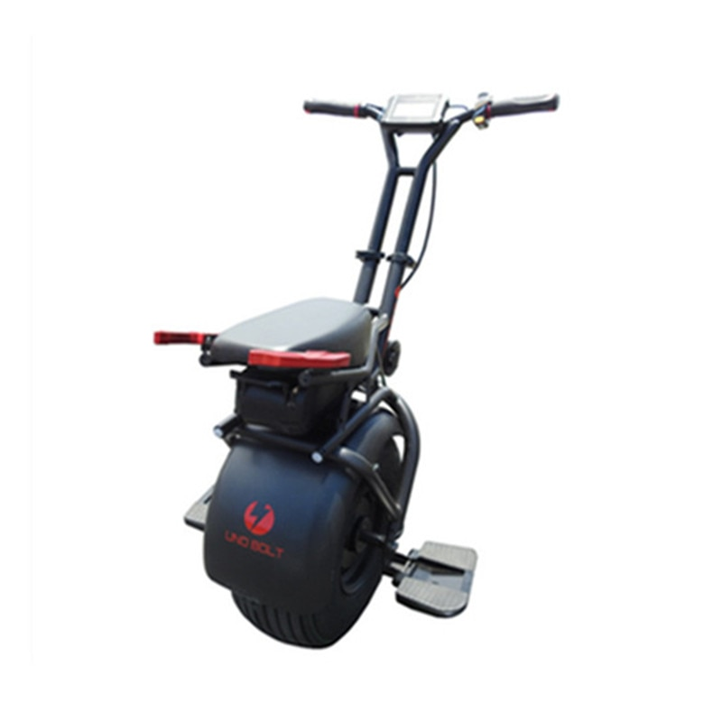 [해외]Electric Motorcycle Scooter 1000W One Wheel Self Balancing Scooters 60V Electric Unicycle Scooter For Adults With Seat/Electric Motorcyc