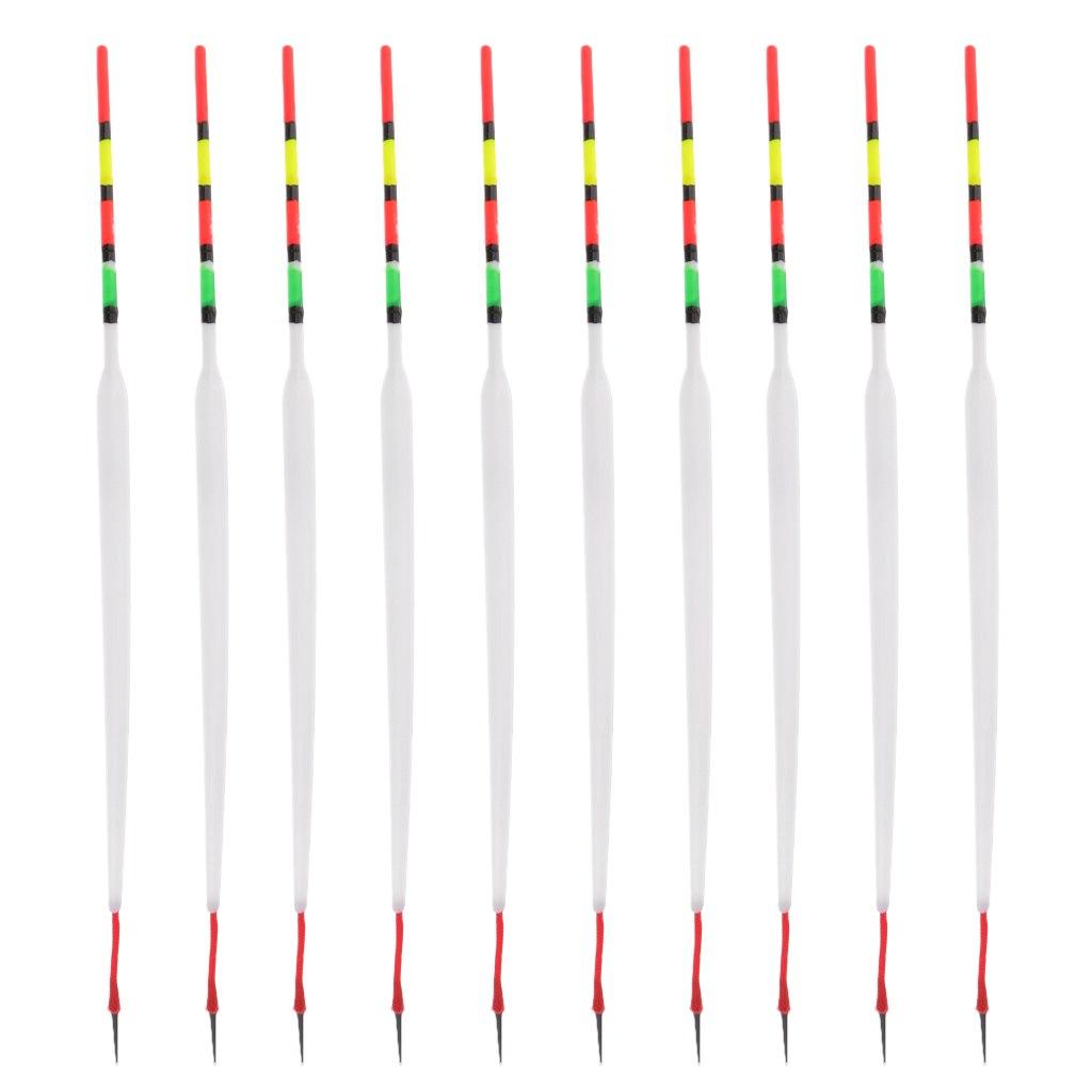 [해외]10pcs Plastic Fishing Sliding Floats Drift Tube Long Float Slips Fishing IndicatorGreat Buoyancy/10pcs Plastic Fishing Sliding Floats Drift Tube L