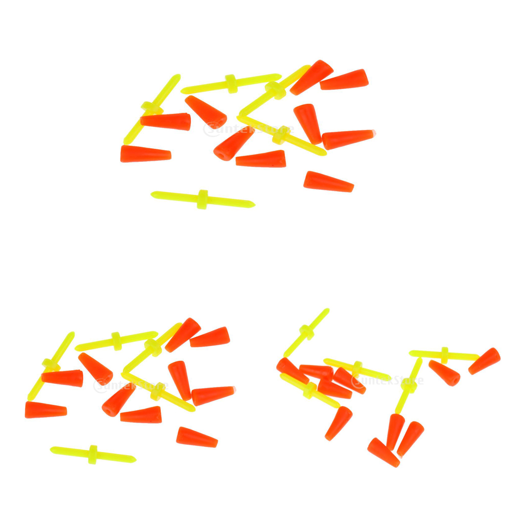[해외]15pcs Palstic Rock Fishing Anti Wind Bar Bar Stopper Float Float Stopper Fishing Tackle/15pcs Palstic Rock Fishing Anti Wind Bar Bar Stopper Float