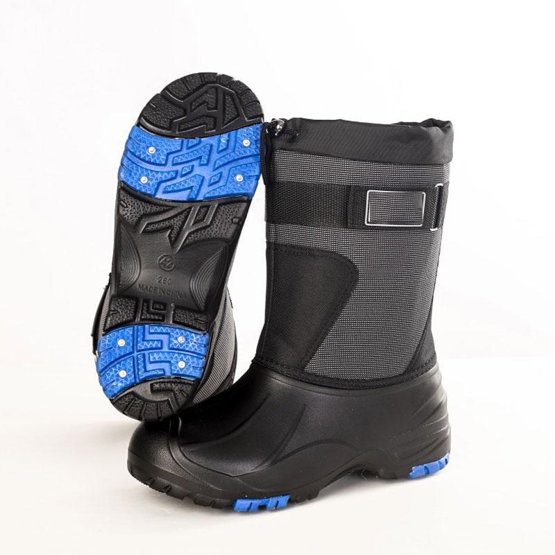 [해외]야외 하이킹 스키 등산 사냥 열 스노우 필드 신발 낚시 방수 방수 비 슬립 따뜻한 스노우 필드 신발/야외 하이킹 스키 등산 사냥 열 스노우 필드 신발 낚시 방수 방수 비 슬립 따뜻한 스노우 필드 신발