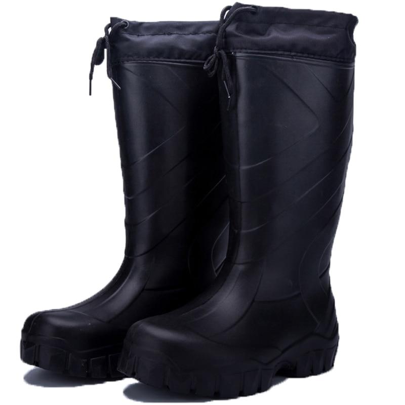 [해외]새로운 겨울 낚시 부츠 남자 고무 장화 낚시 사냥 트레킹 착용 부츠 방수 야외 방수 장화 물고기 신발/새로운 겨울 낚시 부츠 남자 고무 장화 낚시 사냥 트레킹 착용 부츠 방수 야외 방수 장화 물고기 신발