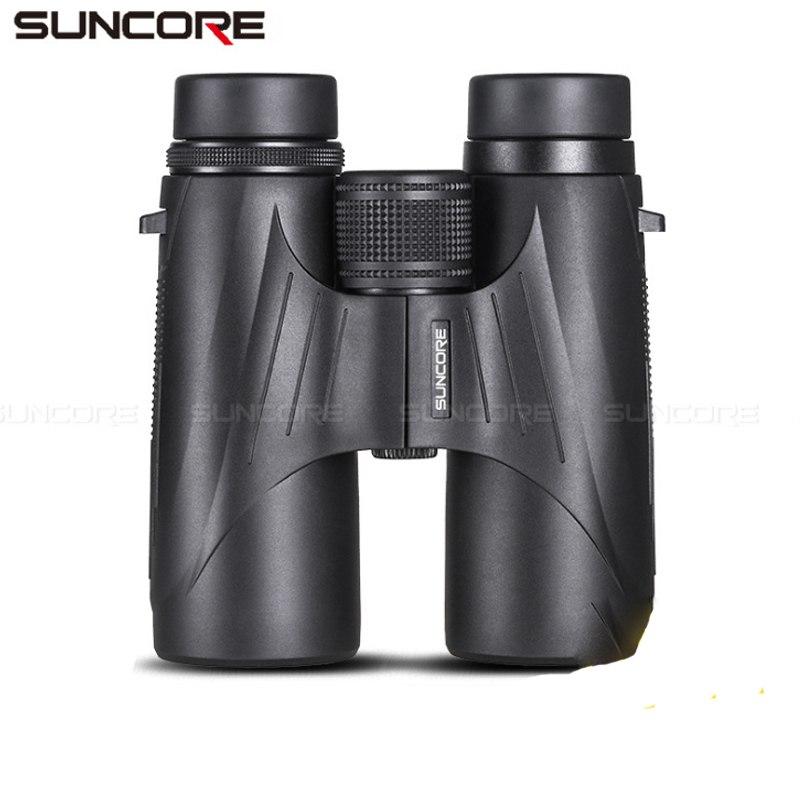 [해외]SUNCORE Binoculars for Adults 10x42 Waterproof Lightweight Compact Binocular Prism Bak4 HD Telescope For Hunting Sightseeing/SUNCORE Binoculars fo