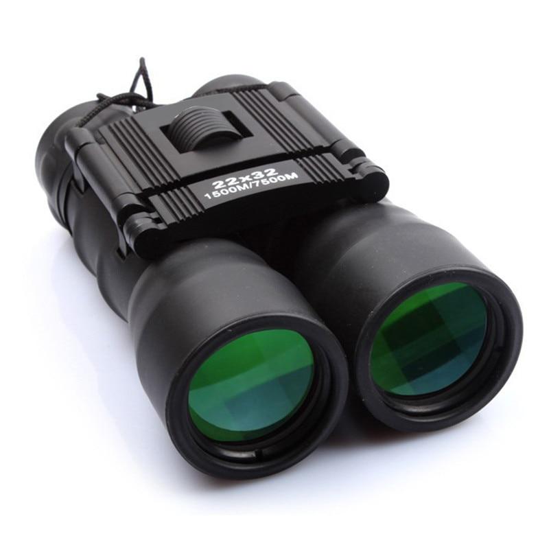 [해외]강력한 휴대용 접는 주 밤 22x32 쌍안경 망원경 hd 줌 높은 배율 야간 투시경 쌍안경 야외/강력한 휴대용 접는 주 밤 22x32 쌍안경 망원경 hd 줌 높은 배율 야간 투시경 쌍안경 야외